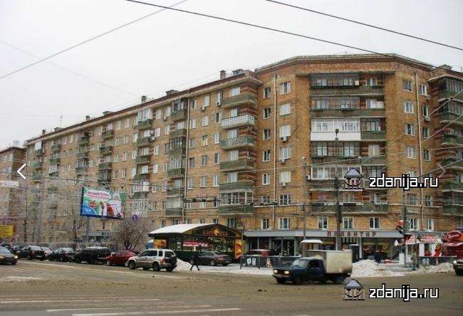 Москва, Лесная улица, дом 63, строение 1 (ЦАО, район Тверской)