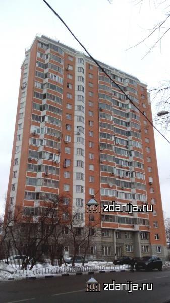 Москва, Ташкентская улица, дом 34, корпус 5 (ЮВАО, район Выхино-Жулебино)