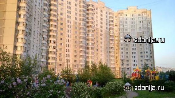 Москва, Туристская улица, дом 33, корпус 1 (СЗАО, район Северное Тушино)