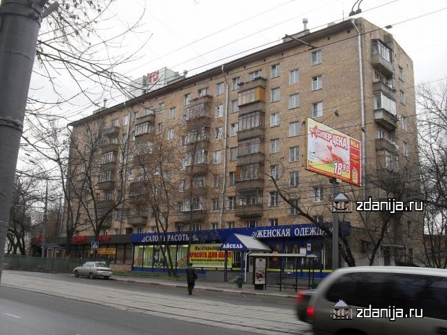 первомайский район москвы улицы
