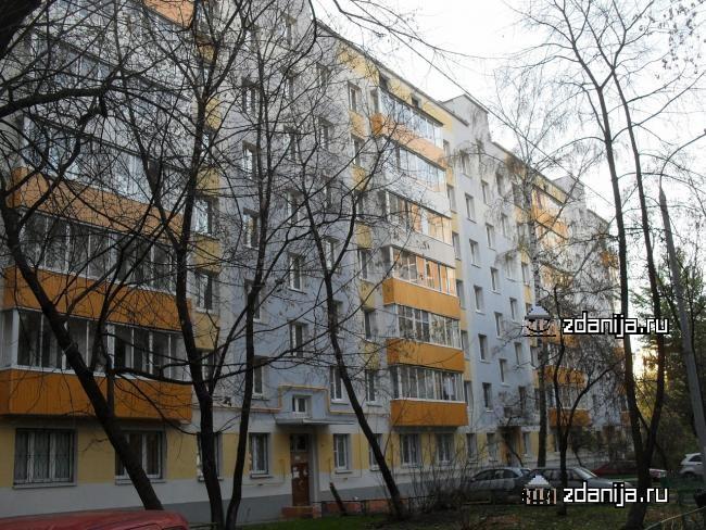 Москва, Малая Калитниковская улица, дом 5 (ЦАО, район Таганский)
