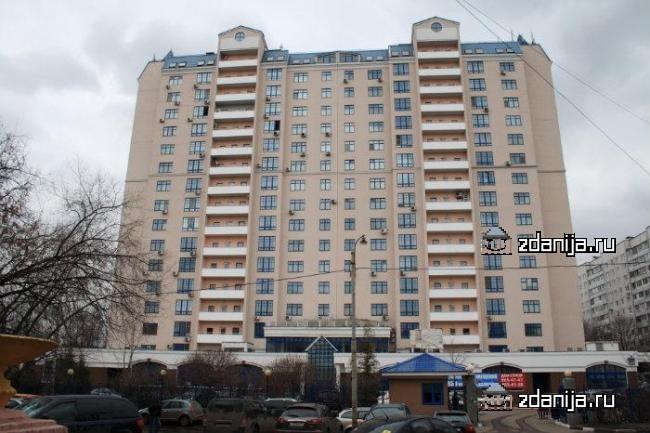 Москва, улица Маршала Василевского, дом 13, корпус 3 (СЗАО, район Щукино)
