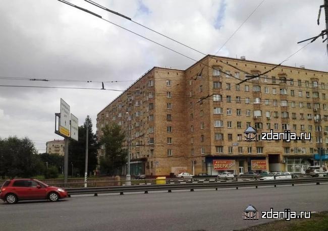 Варшавское шоссе, дом 69, корпус 2 (ЮАО, район Нагорный)