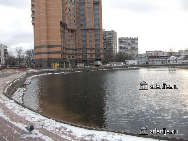 Москва, Федеративный проспект, дом 36 (ВАО, район Новогиреево)
