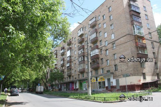 Москва, Измайловский проезд, дом 9, корпус 1 (ВАО, район Измайлово)