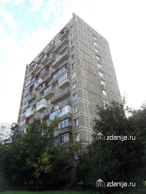 Москва, Профсоюзная улица, дом 101, корпус 1 (ЮЗАО, район Коньково)