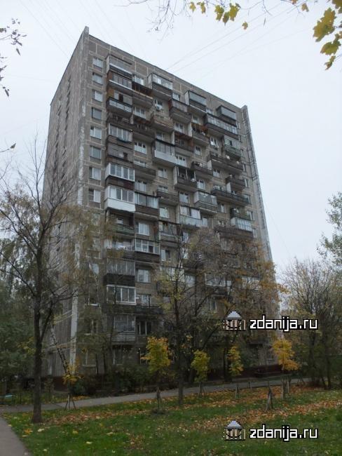 Москва, улица Малыгина, дом 11 (СВАО, район Лосиноостровский)