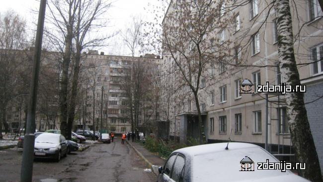 Москва, Хабаровская улица, дом 19, корпус 2 (ВАО, район Гольяново)