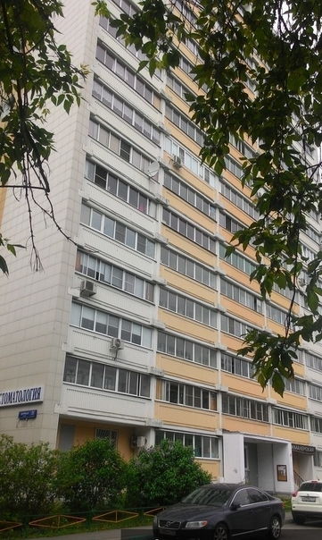 Москва, Широкая улица, дом 21, корпус 2, Серия II-68 (СВАО, район Северное Медведково)