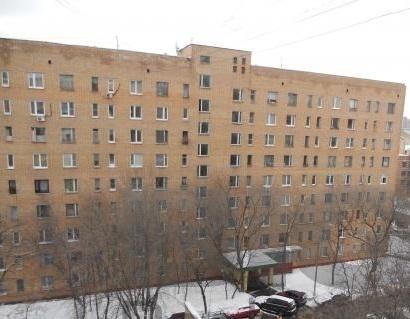 Москва, улица Расплетина, дом 22, корпус 2 (СЗАО, район Щукино)
