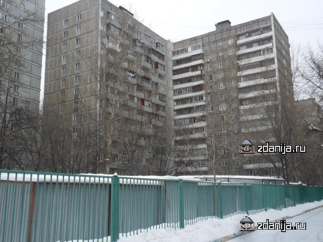 Москва, Ташкентская улица, дом 27, корпус 1 (ЮВАО, район Выхино-Жулебино)