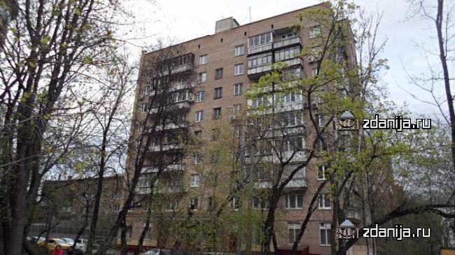 Москва, Можайское шоссе, дом 20, корпус 1, Серия II-20 (ЗАО, район Можайский)