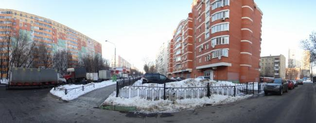 Москва, Абрамцевская улица, дом 4, корпус 2 (СВАО, район Лианозово)