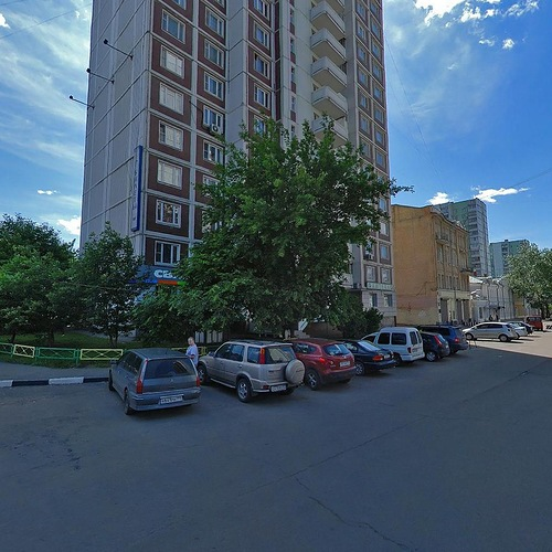 Москва, улица Рогожский Вал, дом 2/50 (ЦАО, район Таганский)