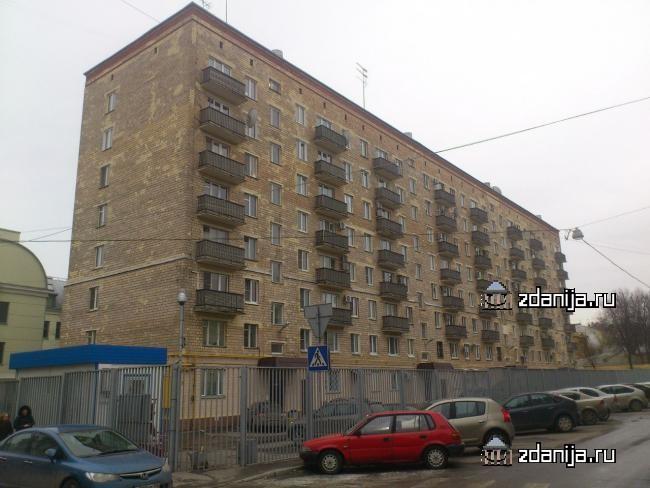 Москва, улица Большая Ордынка, дом 50, строение 1, Серия: II-29 (ЦАО, район Якиманка)