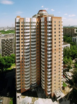 Москва, улица Пырьева, дом 2 (ЗАО, район Раменки)