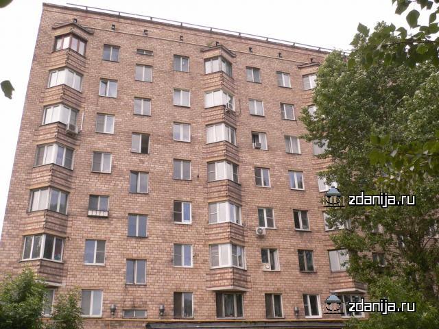 Варшавское шоссе, дом 69, корпус 2, Серия: II-29 (ЮАО, район Нагорный)