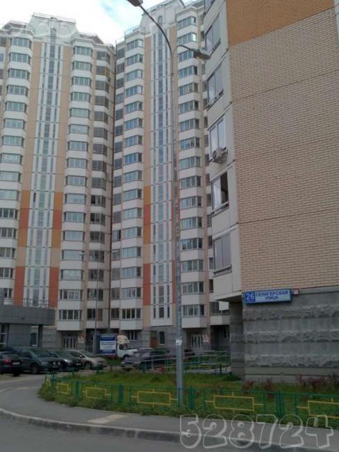 Москва, Селигерская улица, дом 26, корпус 1, Серия П-44т (САО, район Бескудниковский)