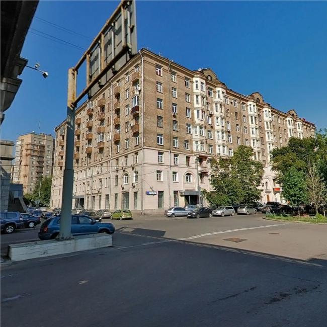 Москва, набережная Тараса Шевченко, дом 3 (ЗАО, район Дорогомилово)