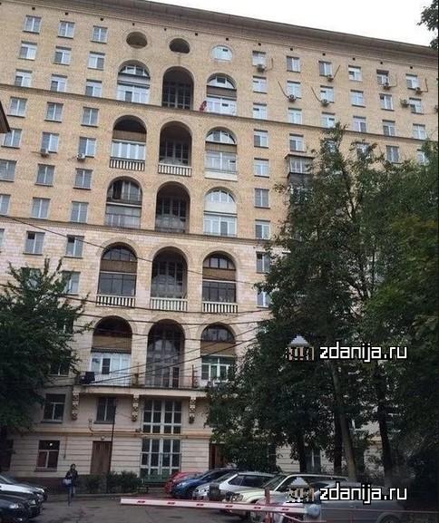 Москва, улица Дмитрия Ульянова, дом 4, корпус 2 (ЮЗАО, район Гагаринский)