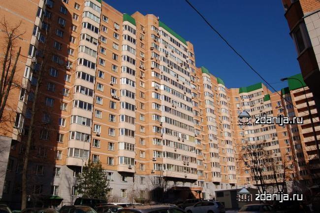 Москва, Федеративный проспект, дом 24 (ВАО, район Новогиреево)