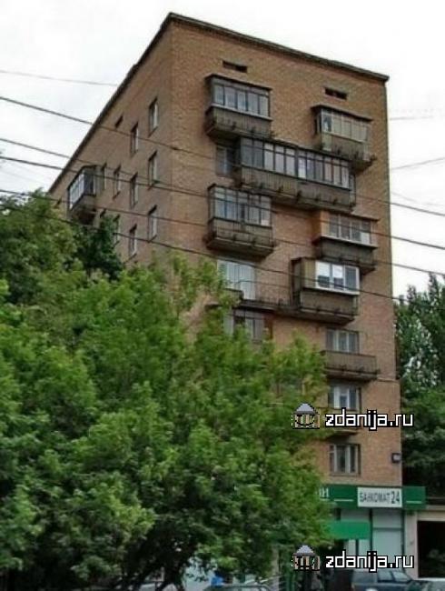 Москва, Ленинградское шоссе, дом 102, Серия: II-29 (САО, район Левобережный)