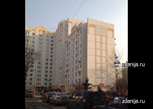 Москва, Коровинское шоссе, дом 9, корпус 2, Серия п3м (САО, район Западное Дегунино)