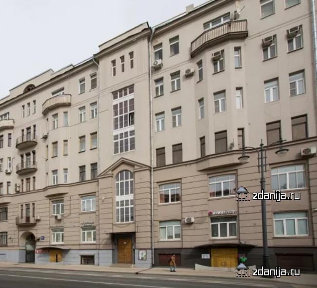 Москва, улица Большая Ордынка, дом 67 (ЦАО, район Замоскворечье)