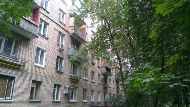 Москва, Нагорная улица, дом 9, корпус 1 (ЮЗАО, район Котловка)