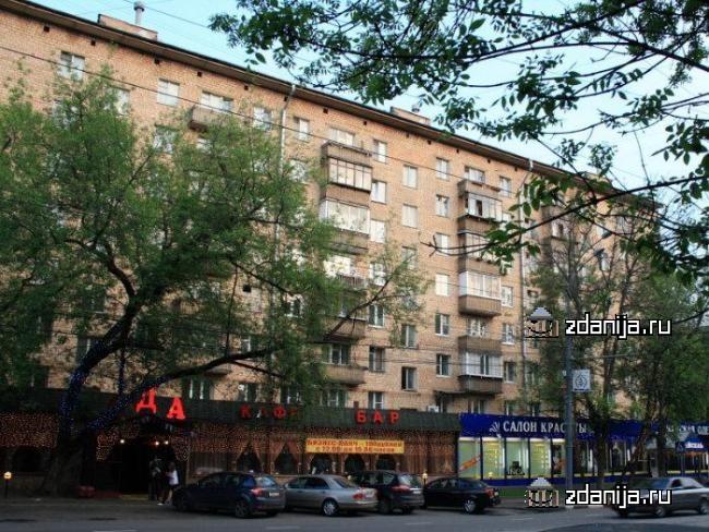 Москва, Первомайская улица, дом 8, Серия: II-29 (ВАО, район Измайлово)