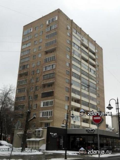 Москва, Пятницкая улица, дом 39 (ЦАО, район Замоскворечье)