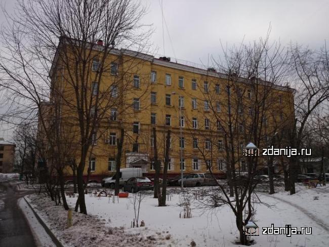 Москва, улица Руставели, дом 10, корпус 2 (СВАО, район Бутырский)