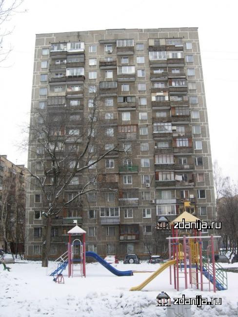 Москва, улица Космонавтов, дом 10, корпус 2 (СВАО, район Алексеевский)