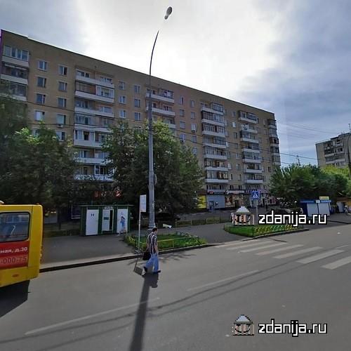 Москва, улица Грекова, дом 8 (СВАО, район Северное Медведково)