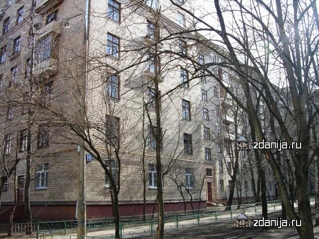 Москва, улица Рогожский Вал, дом 15, (ЦАО, район Таганский)