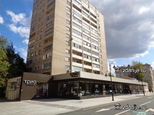 Москва, Пятницкая улица, дом 39, Башня Вулыха (ЦАО, район Замоскворечье)