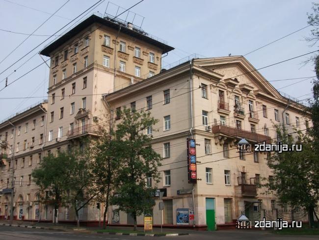 Москва, Первомайская улица, дом 4 (ВАО, район Измайлово)