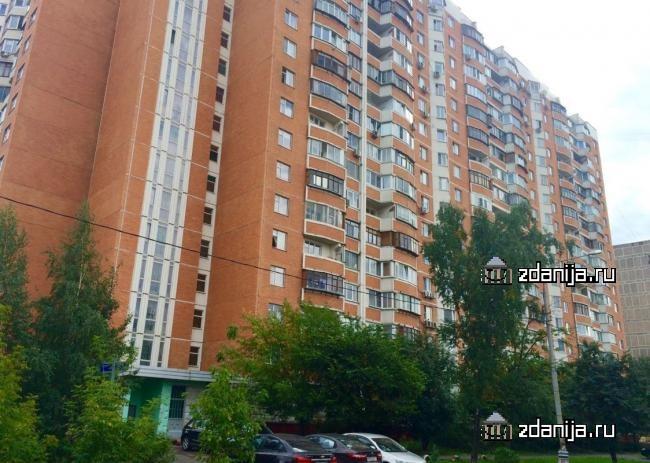 Москва, Полярная улица, дом 52, корпус 1, Серия П-44т (СВАО, район Северное Медведково)