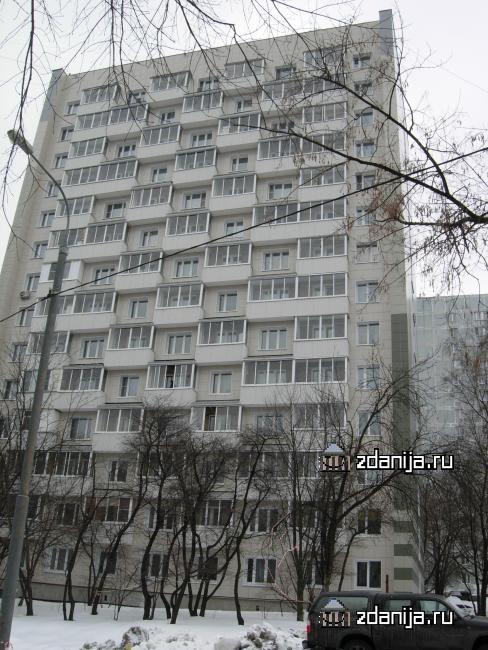 Москва, Широкая улица, дом 15, корпус 1, Серия И-209А (СВАО, район Северное Медведково)