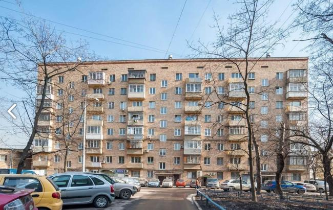 Москва, Восточная улица, дом 2, корпус 3, Серия: II-29 (ЮАО, район Даниловский)