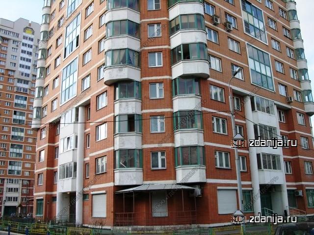 Москва, Новорогожская улица, дом 30 (Центральный Административный Округ, район Таганский)