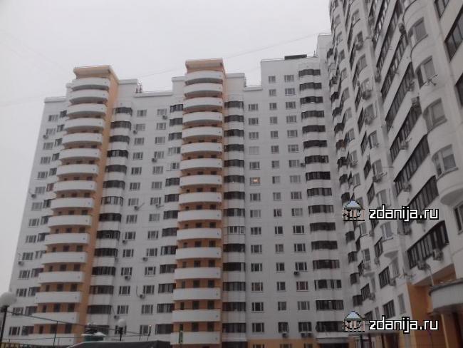 Москва, Можайское шоссе, дом 45, корпус 1 (ЗАО, район Можайский)