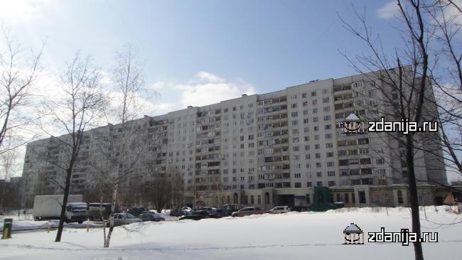 Москва, Абрамцевская улица, дом 9, корпус 1, Серия П-30 (СВАО, район Лианозово)