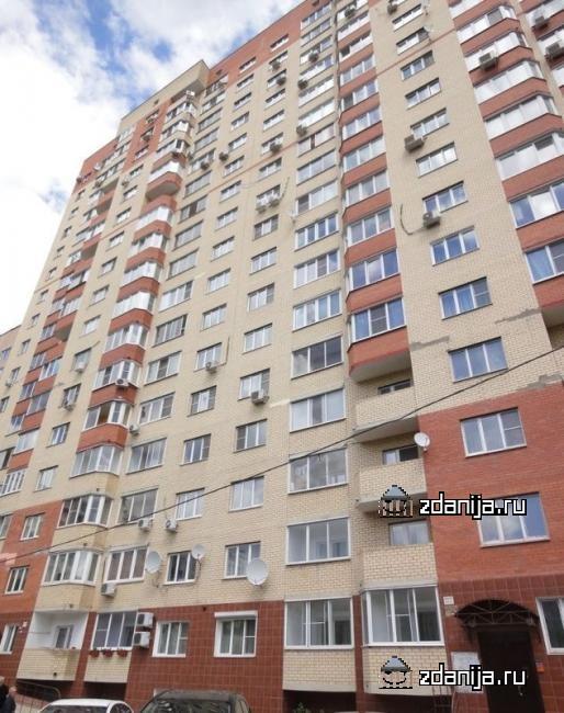 Москва, улица Милашенкова, дом 12Б (СВАО, район Бутырский)