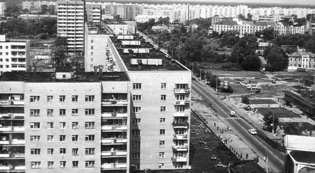 Типовые дома Орехово-Зуево