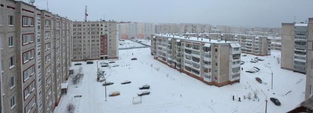 Соликамск, серия 83 (отр.адм.) подскажите серию дома