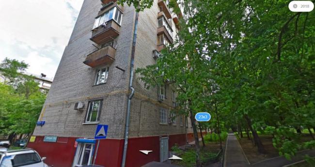 Москва, Университетский проспект дом 23 корп.3, предп. серия СМ-3, планировка квартир