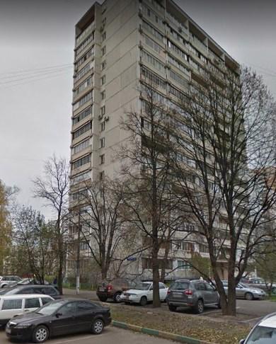 Москва, улица Вилиса Лациса, дом 21, корпус 4 Серия II-68 (СЗАО, район Северное Тушино)