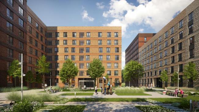 Планировки квартир в ЖК «Академика Павлова»