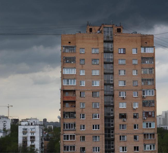 Москва, улица Бориса Галушкина, дом 19, корпус 2 (СВАО, район Алексеевский)